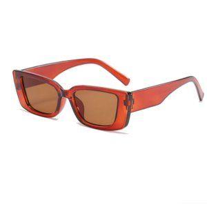 Retro Oculos Lunette De Soleil Femme Style Glasses